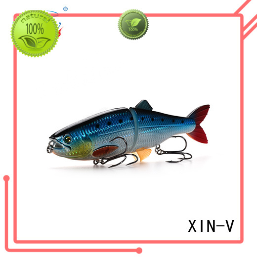 segments lure stick swim bait XINV Brand company