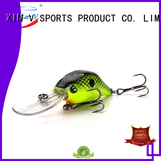plastic minnow XINV Brand small fishing lures factory