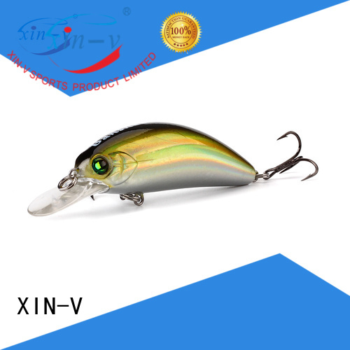 small fishing lures vibration pulse floating bass lures manufacture