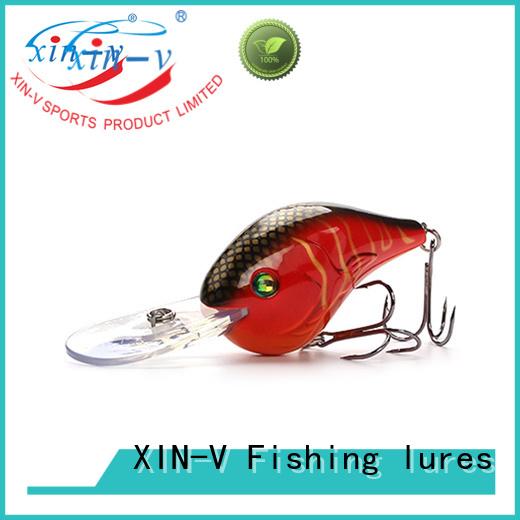 Wholesale blitz fishing bass lures XINV Brand