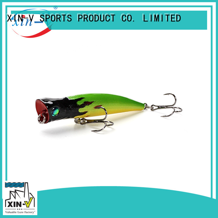XINV high quality largemouth bass lures Suppliers for river