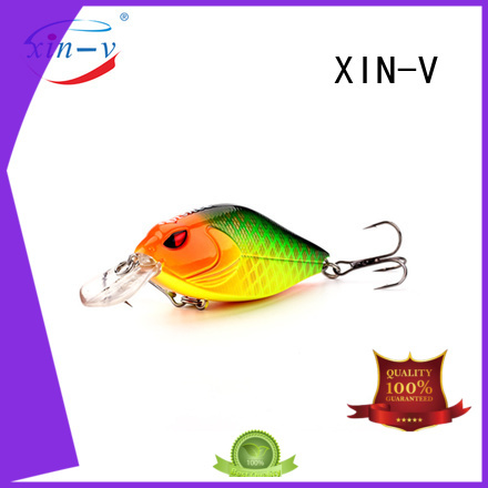 XINV durable bass fishing lures artificail for outdoor