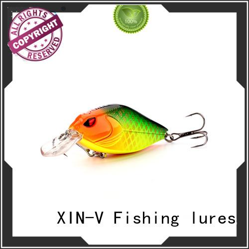 XINV deep medium diving crankbaits customization for fishing