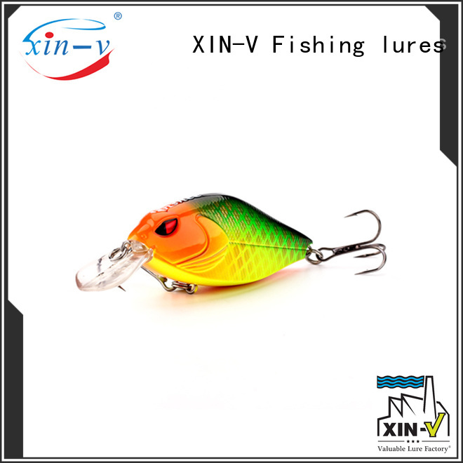 XINV shallow trout lures Supply for outdoor