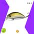 Quality XINV Brand small fishing lures thunder plastic