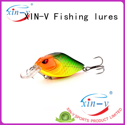 small fishing lures vibrator lu floating XINV Brand