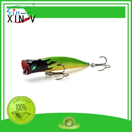 XINV Brand trout rattle custom popper bait