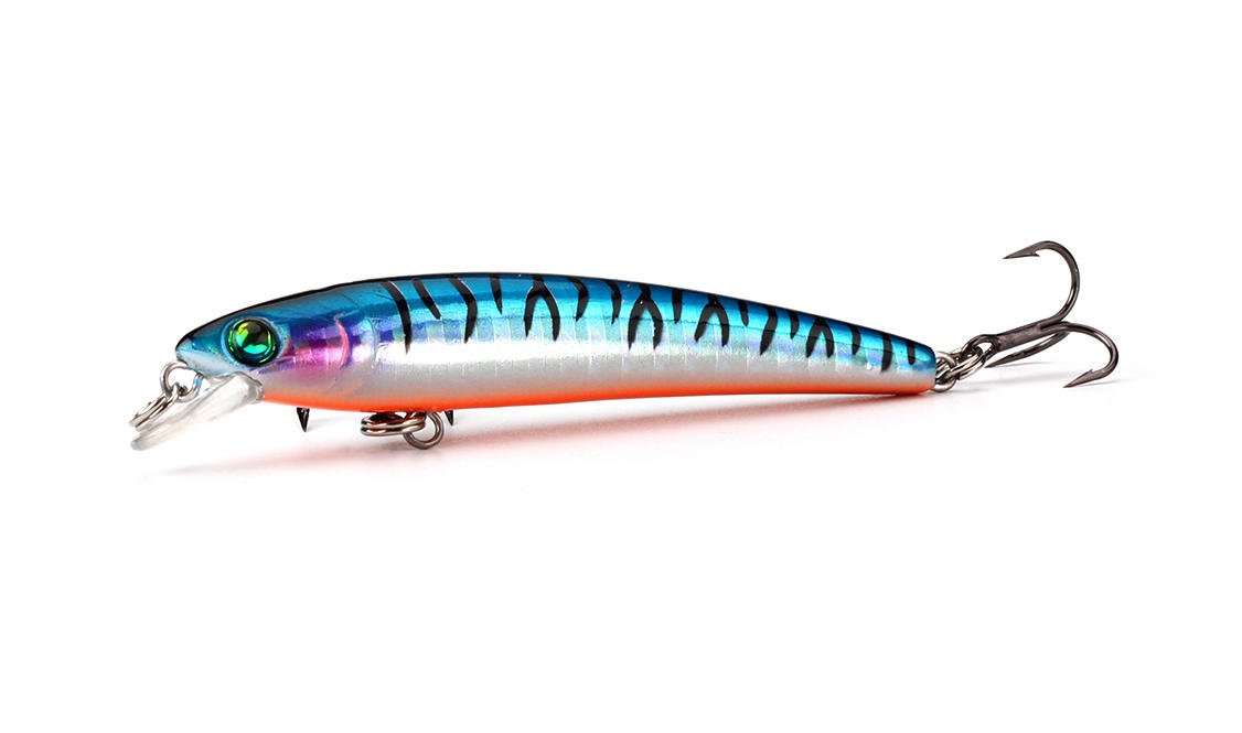 XIN-V -Xin-v Jerkbait Go-011 70mm 45g Wobbler Hard Artificail Bait Trout Bluegill-1