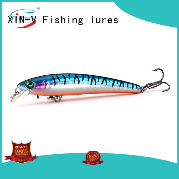shallow bass lures slim XINV company