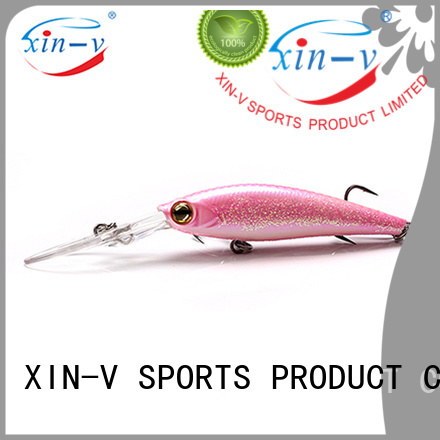 jerkbait lures slim sections walleye XINV Brand company