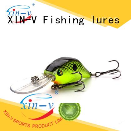 Quality XINV Brand small fishing lures bill peche
