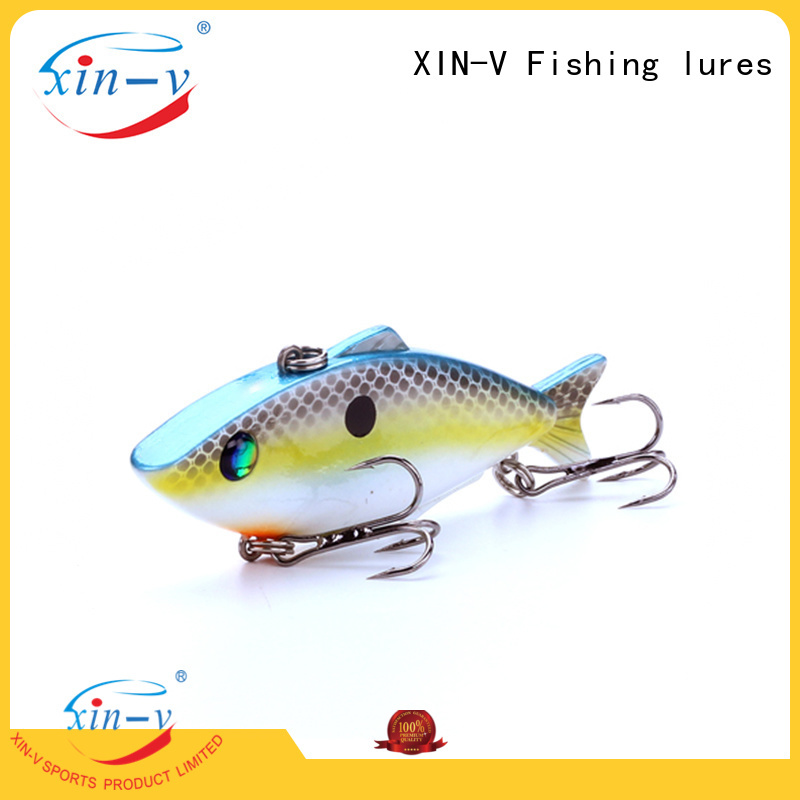 Wholesale pulse lure bass lures XINV Brand