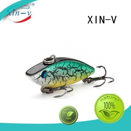 pesca Custom thunder bass lures ghost XINV
