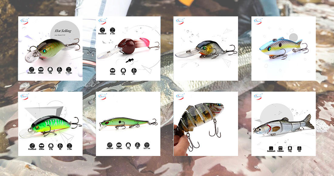 XIN-V -Find Xin-v Swimbait Vsj06-5 120mm 31g Fishing Lure Isca 6 Segments Multi-1